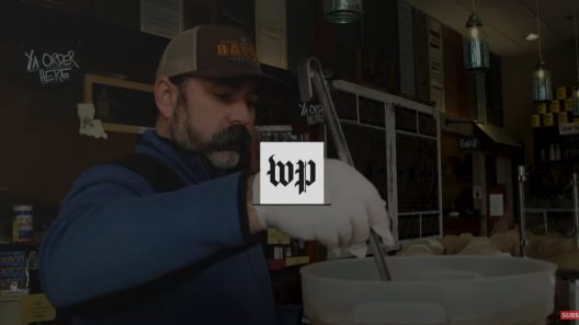 Washington Post: Chefs Feeding Families + Bayou Bakery